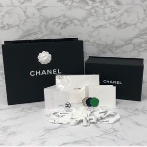 BRAND NEW Authentic Chanel Magnetic Box Gift Set